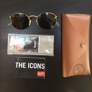 Ray bans classic round